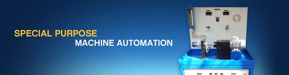 Special Purpose Machine Automation